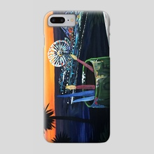 Artist View - Phone Case by adam santana