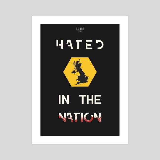 Hated In The Nation by Ryan Ripley