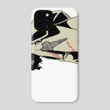 DIRT: Esa - Phone Case by Malik Smothers