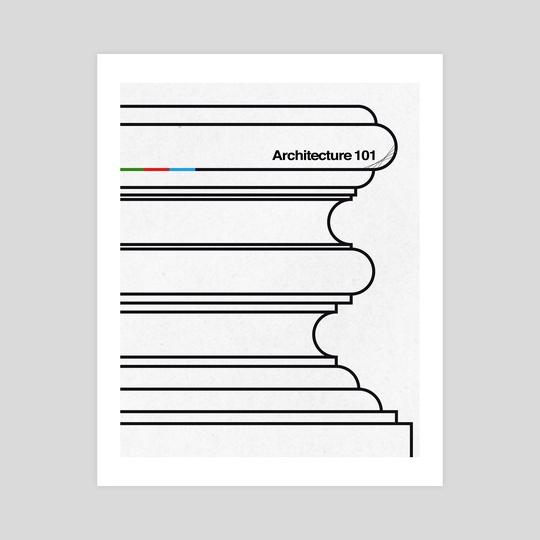 Architecture 101 by Michele Ficeli