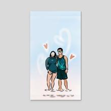 Oe4 - Acrylic by Potato Van