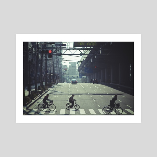 Riders by Joanna Kitchener