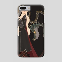 Mother of Dragons - Phone Case by Giada Gatti