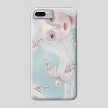 Fly Away - Phone Case by Eda Herz