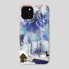 Wonderland - Phone Case by Ioana Tantu