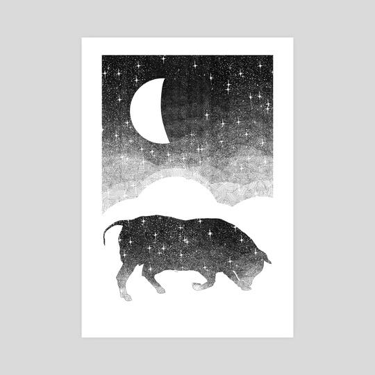 Taurus by Malcolm Maune