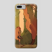 Princess Mononoke - Phone Case by Katie O'Neill