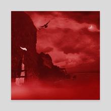 Hell II - Canvas by Morbid Studio