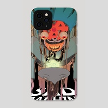 SAD MACHINE - Phone Case by doobashmurp