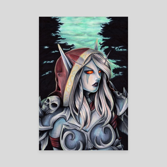 Sylvanas by Charity Santiago