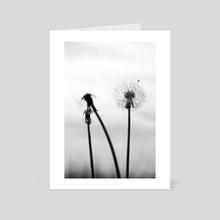 Solitude - Art Card by Enkel Dika