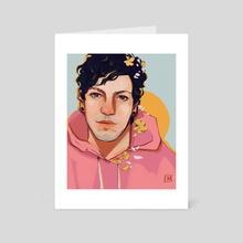 Josh dun - Art Card by Vlada Mironova