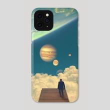 Stairway to Heaven - Phone Case by Nicebleed