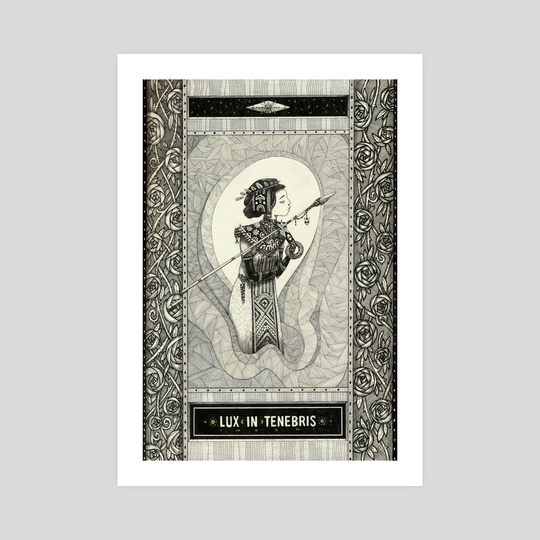 Lux in tenebris by moon Mixtur