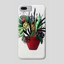 Plants series N 3 - Phone Case by Pablo Martinez