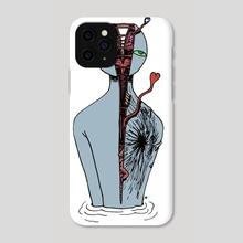 Torn  - Phone Case by Mauricio  Perdomo