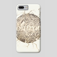 Contract - Phone Case by Teagan White