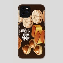 WAGASHI - Phone Case by opera ame