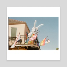Easter in NOLA - Canvas by Oscar Osorio