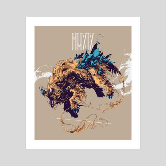 MMXIX by Ivan Belikov