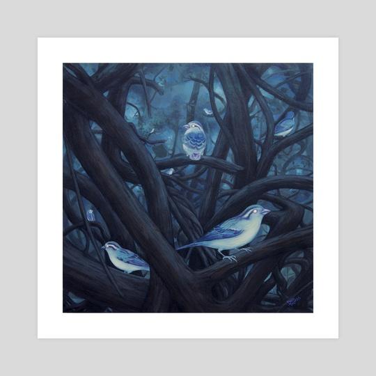 Subsparrows by Dana Thomas