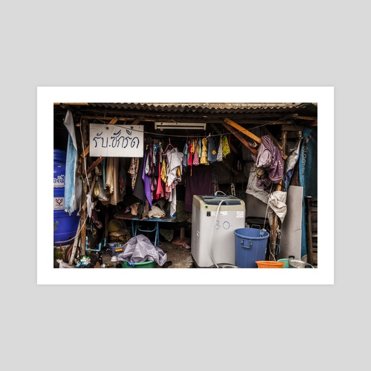 Bangkok 6 - Thailand by Tom Brandon