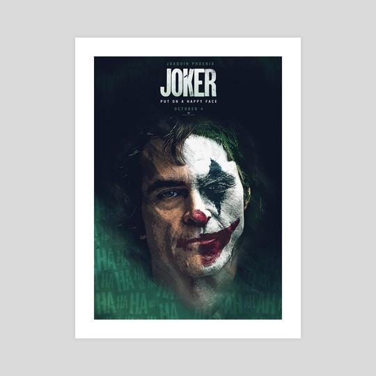 JOKER by Abigail Solaja