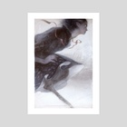Cold Wind - Art Print by Rovina Cai