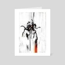 Minotaur - Art Card by Luca Merendi