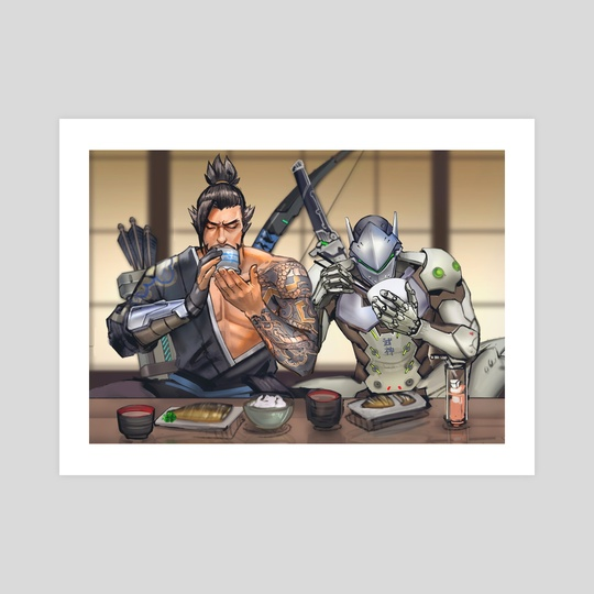 Shimada brothers by M