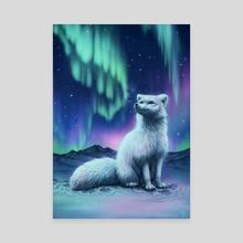 Pastel Skies - Canvas by Kippycube