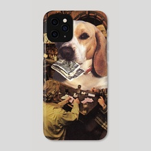 ALL IN - Phone Case by Lerson
