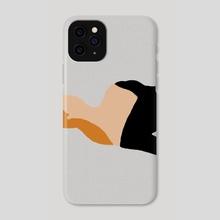 class women 1 - Phone Case by gabryel gonçalves