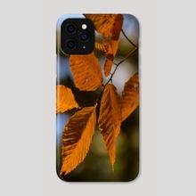Autumn Leaves - Phone Case by Ashley Gedz
