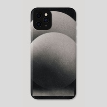 Circles - Phone Case by In Deep Quiet