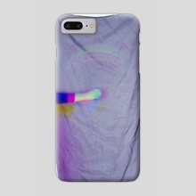 Curtain Shield  - Phone Case by lindsay tripp