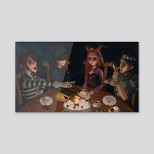Identity V 3rd Anniversary (Priestess) - Acrylic by Gagimas