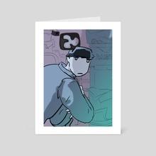 TRAHA 5 - Art Card by Eerina Hart