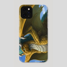 Myr - Phone Case by Shaun Linn