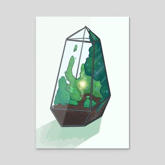 Terrarium by Elinor Henness