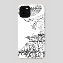 Into the Woods - Phone Case by Jason Vukovich