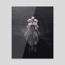 Triptech. - Acrylic by Mikko Raima