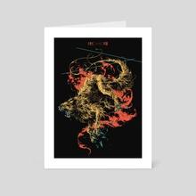MMXVIII - Art Card by Ivan Belikov