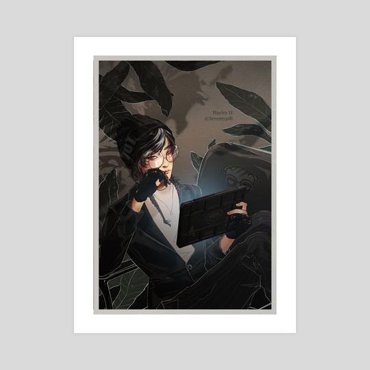 Suited Dokkaebi by Hayley H