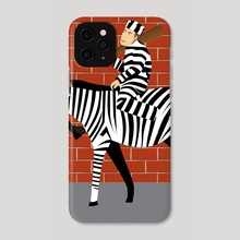 Camouflage - Phone Case by Michal Eyal