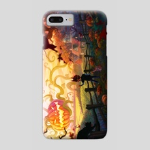 The Great Pumpkin - Phone Case by Steven Hake