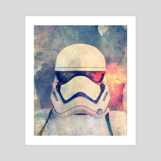 Stormtrooper by Mihalis Athanasopoulos