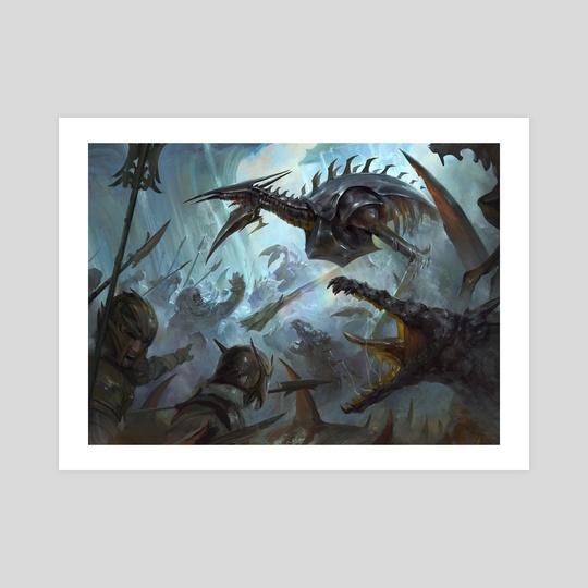 Mirrodin Besieged by Bram Sels