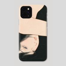 Saeko -03 - Phone Case by Sai Tamiya