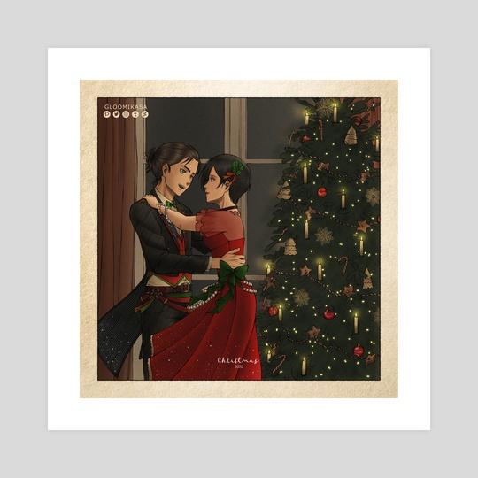 Christmas 2020 by Gloomi